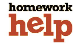 Online Homework Helper