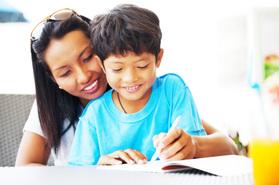 Top Ten Homework Tips for Parents