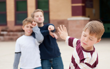 Bullying, Name Calling, and Put Downs - Tips for Parents