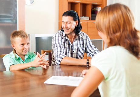 Teacher dating students parent