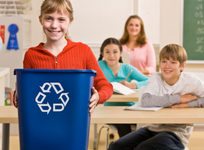 Are Public Schools Protecting the Environment?