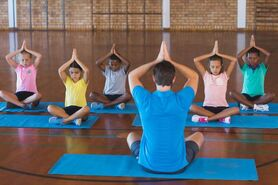 From Yoga to Online Gym Classes, Public Schools are Strengthening PE
