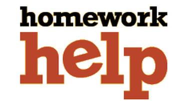High school resource room homework help