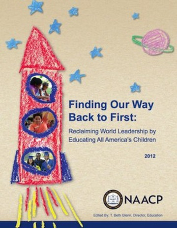 NAACP Pushing for Broad Reform in Public Education to Promote Quality, Equality